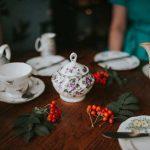 紅茶とホットケーキミックスのお菓子
