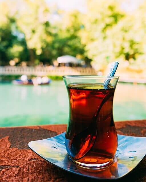 トルコの紅茶